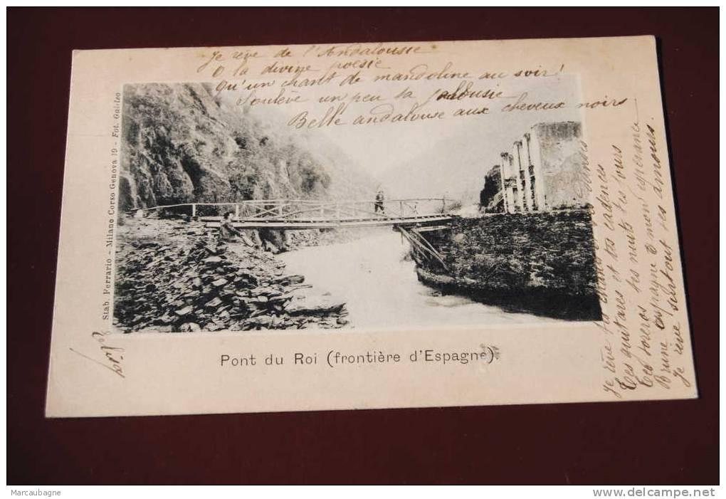 Pont Du Roi (frontière D'Espagne) - France