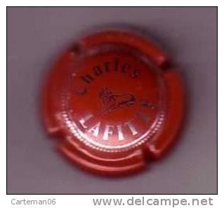 Capsule De Champagne - Charles Lafitte (rouge) - Lafitte, Charles