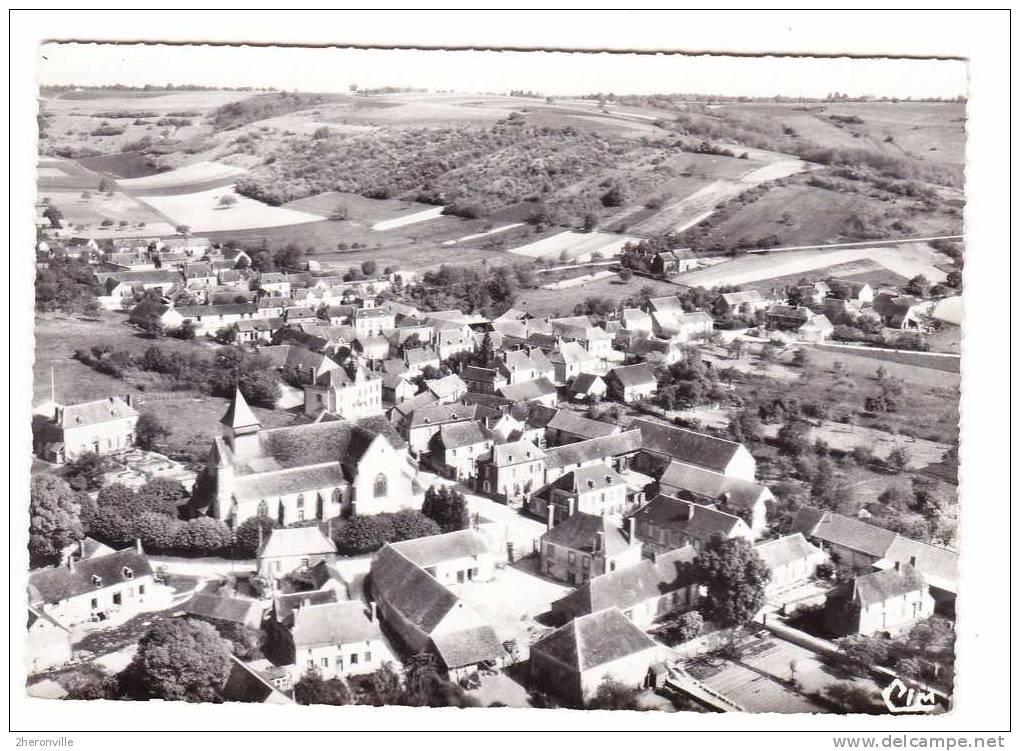 CPSM -  89 - SORMERY - Vue Aérienne - Autres Communes
