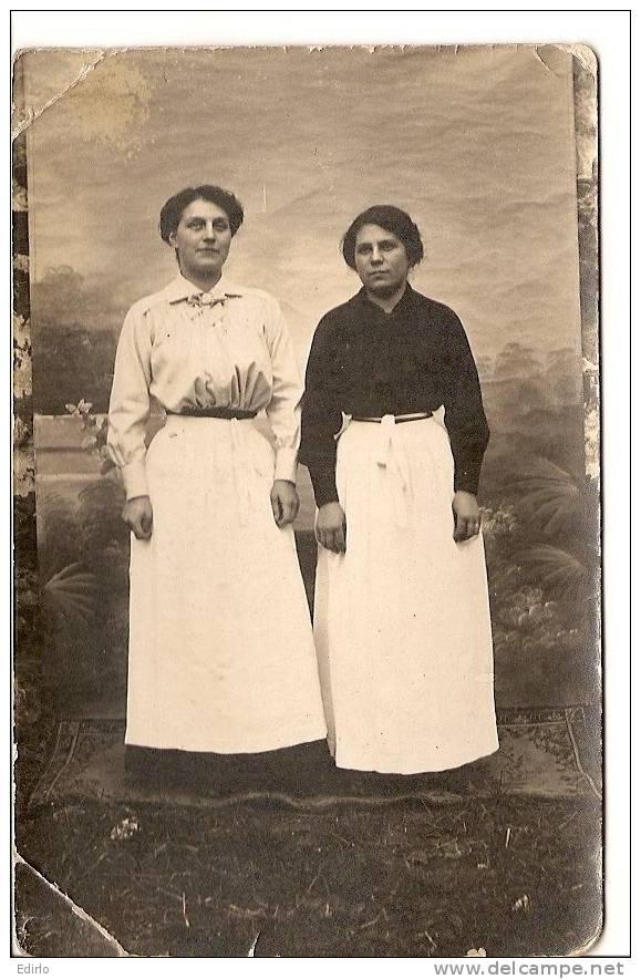 Femmes De Maison - Cuisinières ???  Carte Menquant De Fraîcheur - Artisanat