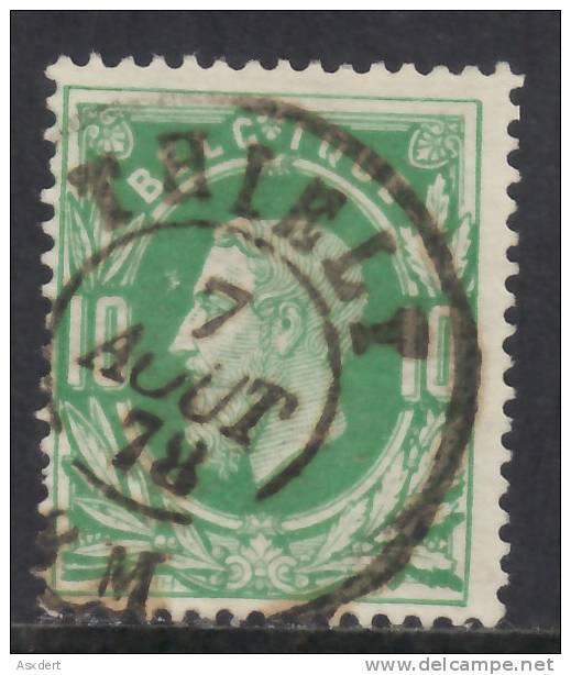 30   DC.  THIELT  1878  Coba+4 - 1869-1883 Léopold II