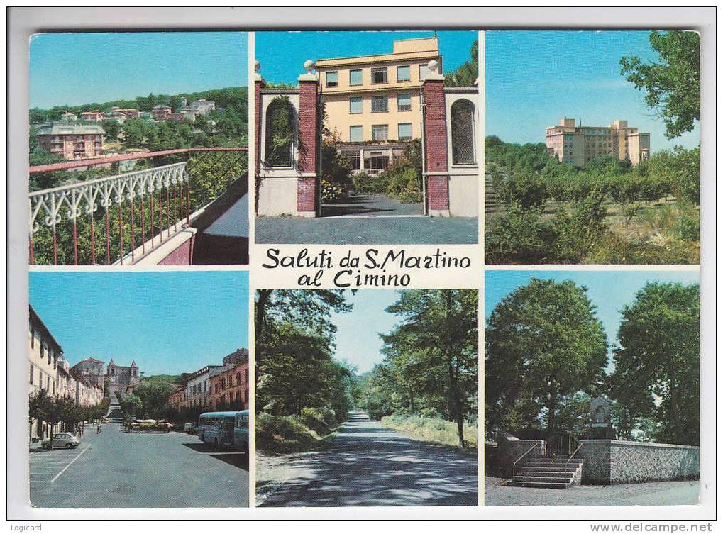S. MARTINO AL CIMINO (VITERBO) 1973 - Viterbo
