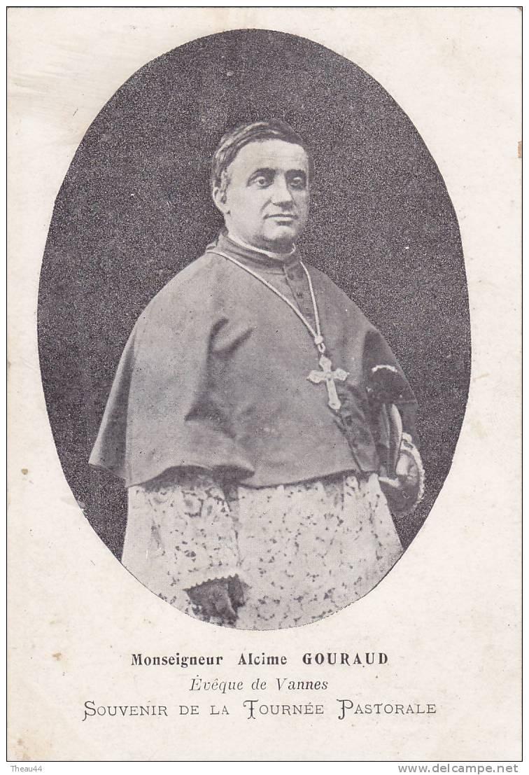 ¤¤  -   Monseigneur ALCIME GOURAUD  -  Evêque De VANNES  -  Religion   -   ¤¤ - Vannes