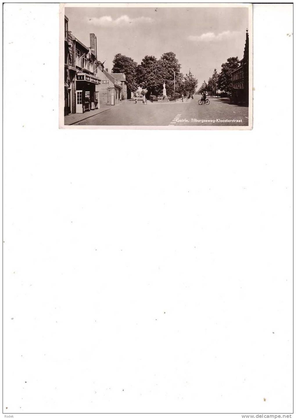Goirle : Tilburgseweg - Kloosterstraat - Zonder Classificatie