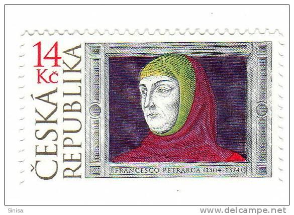 Czech Republic / Francesko Petrarka - Tschechische Republik