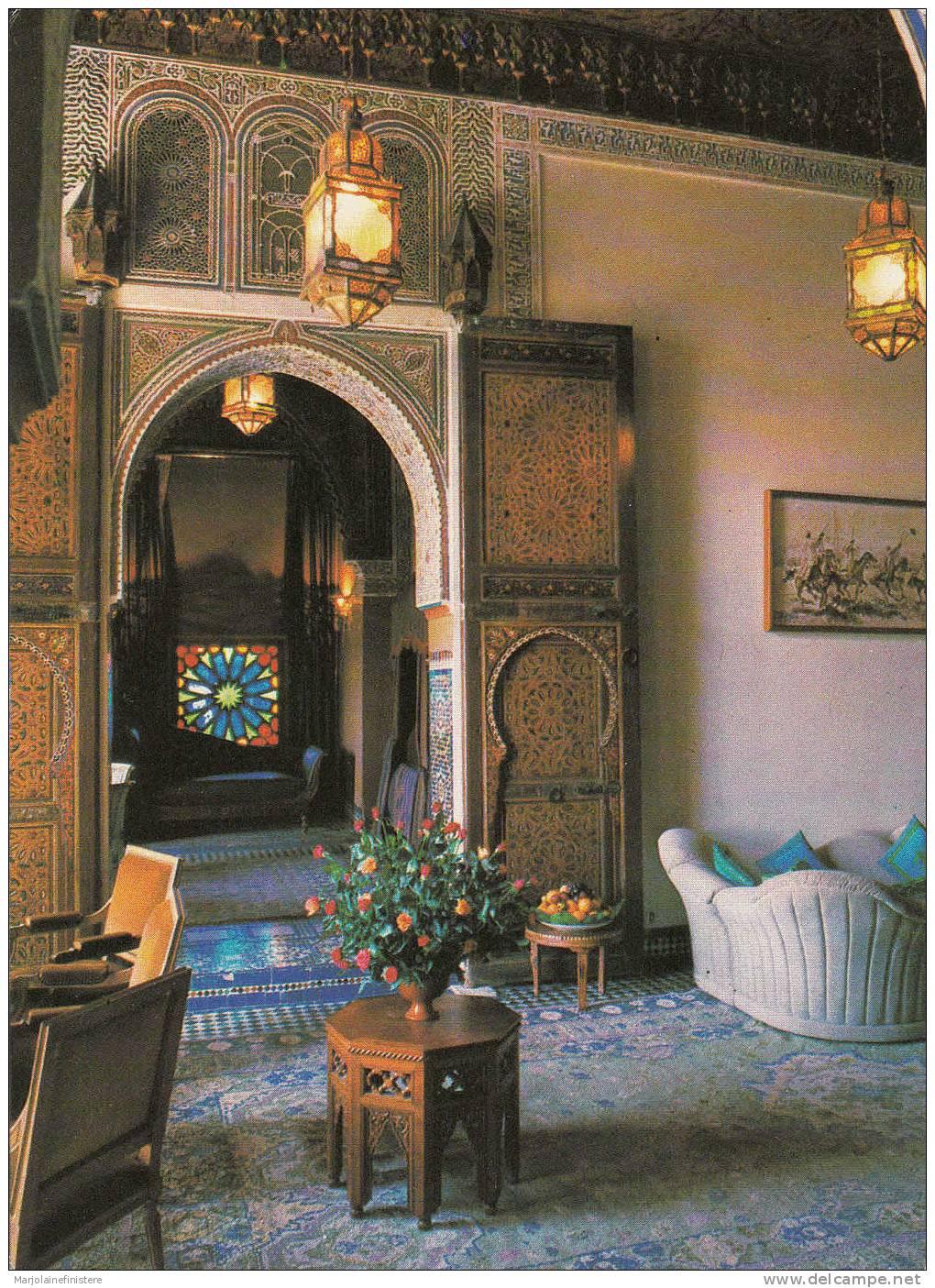 MAROC -  Fez - Palais Jamaï - Suite Royale. Exclusivité Sochepress, Casablanca N° 904.046 - Fez (Fès)