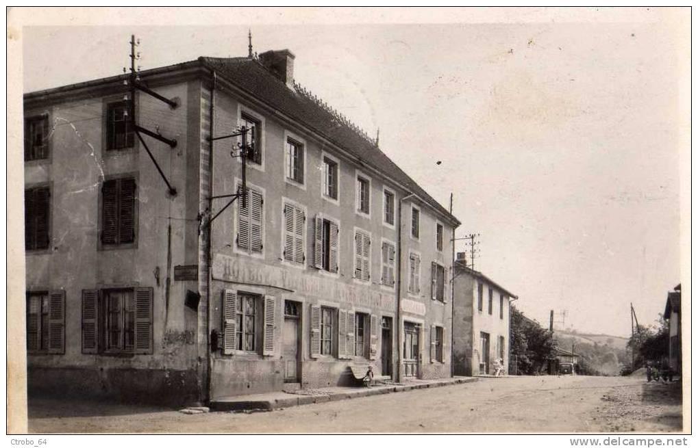 CPSM CADOLON 42 - Le Carrefour Et L'Hôtel - France