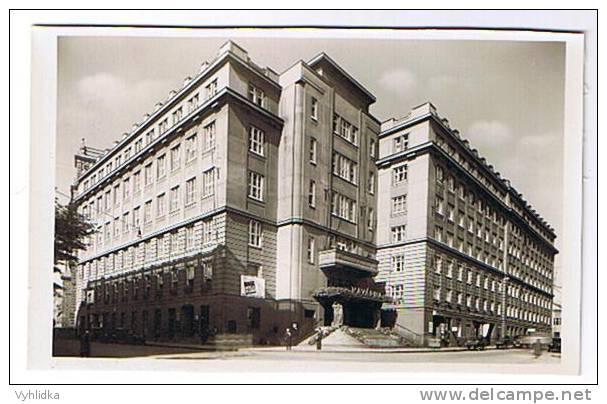 Brünn Landes Haus Brno Palais National Kavarna - Tschechische Republik