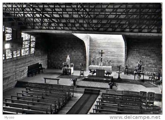 74 ANNECY Eglise Ste Genevieve Des Bressis - Annecy