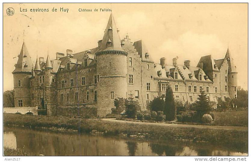 Les Environs De HUY - Château De Fallais (Ed. Nels, Bruxelles, Serie Huy N° 34) - Huy