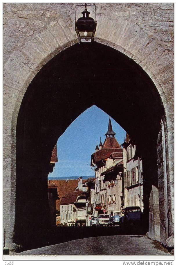 Porte Des Religieuses, Estavayer-le-Lac - FR Fribourg