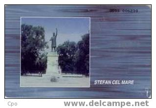 # MOLDAVIA 3 Arca Triumfala 100 Gem2 12.97 33500ex Tres Bon Etat - Micronésie