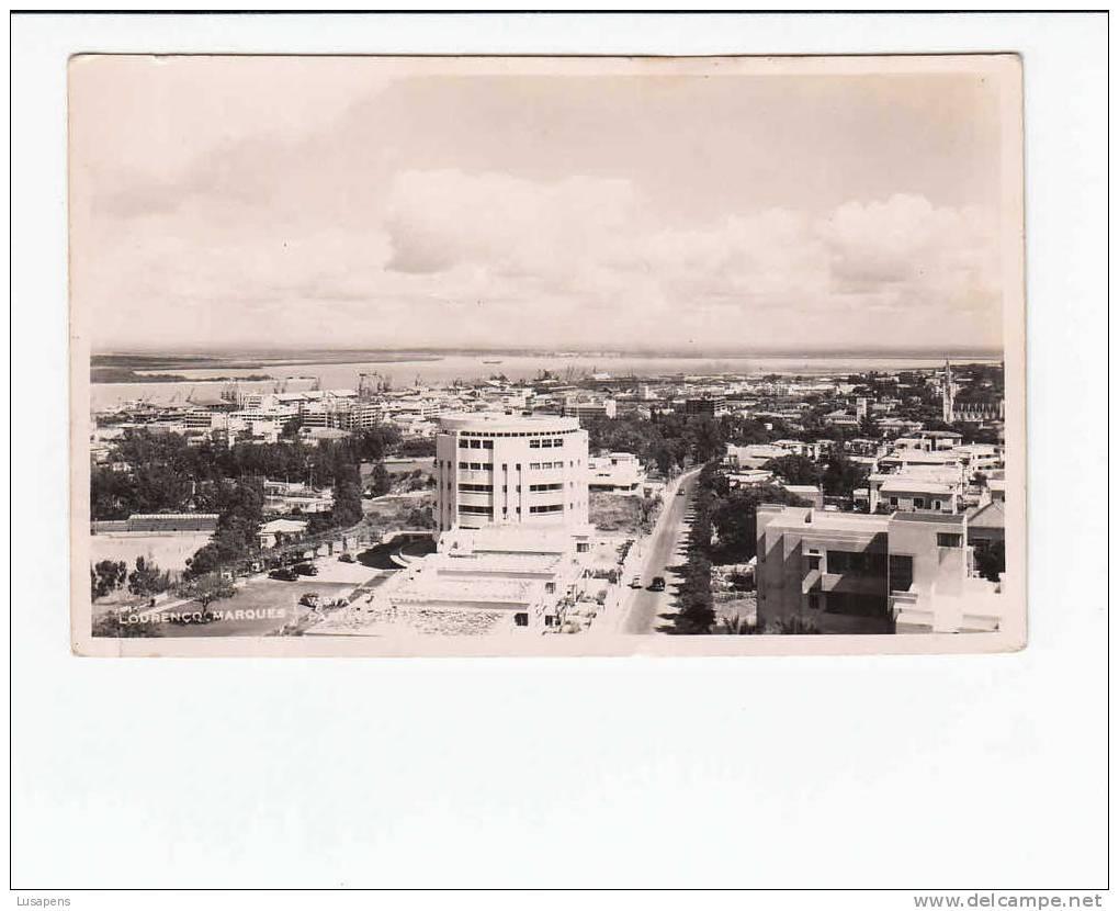 Portugal - MOÇAMBIQUE MOZAMBIQUE [053] - LOURENÇO MARQUES - VISTA PARCIAL - Mozambique