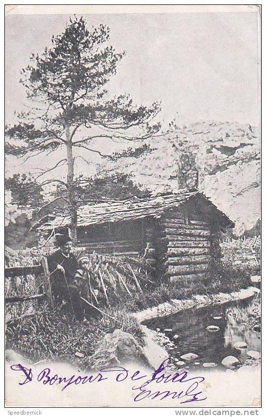 17586 Montagne, Enfant  . Atar 5c Geneve - Non Classés
