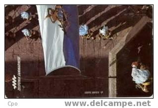 # SAN_MARINO 1 Guardio Nobili & Flag (neuve) 3000  09.95  Tres Bon Etat - Saint-Marin