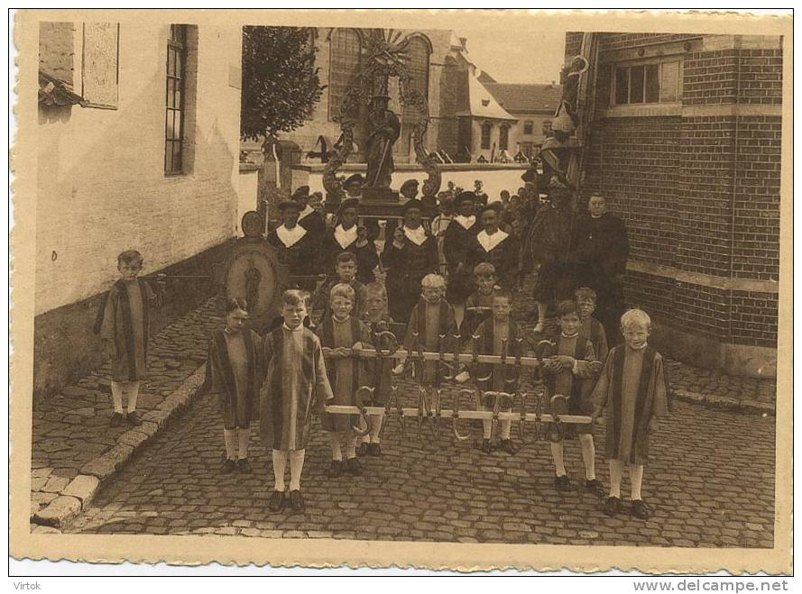 Opwijk :  St. Paulus Processie : Verheerlijking Van Den H. Paulus    ( Groot Formaat ) - Opwijk