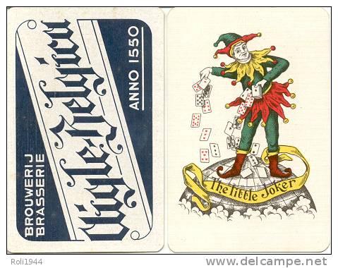 #Speelkaart 002 Aigle Belgica Brugge - Playing Cards