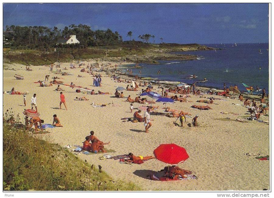 Combrit : La plage