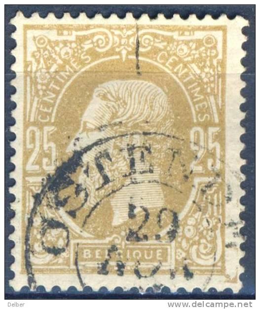 _Cb516: N° 32: D7: OSTENDE - 1869-1883 Léopold II