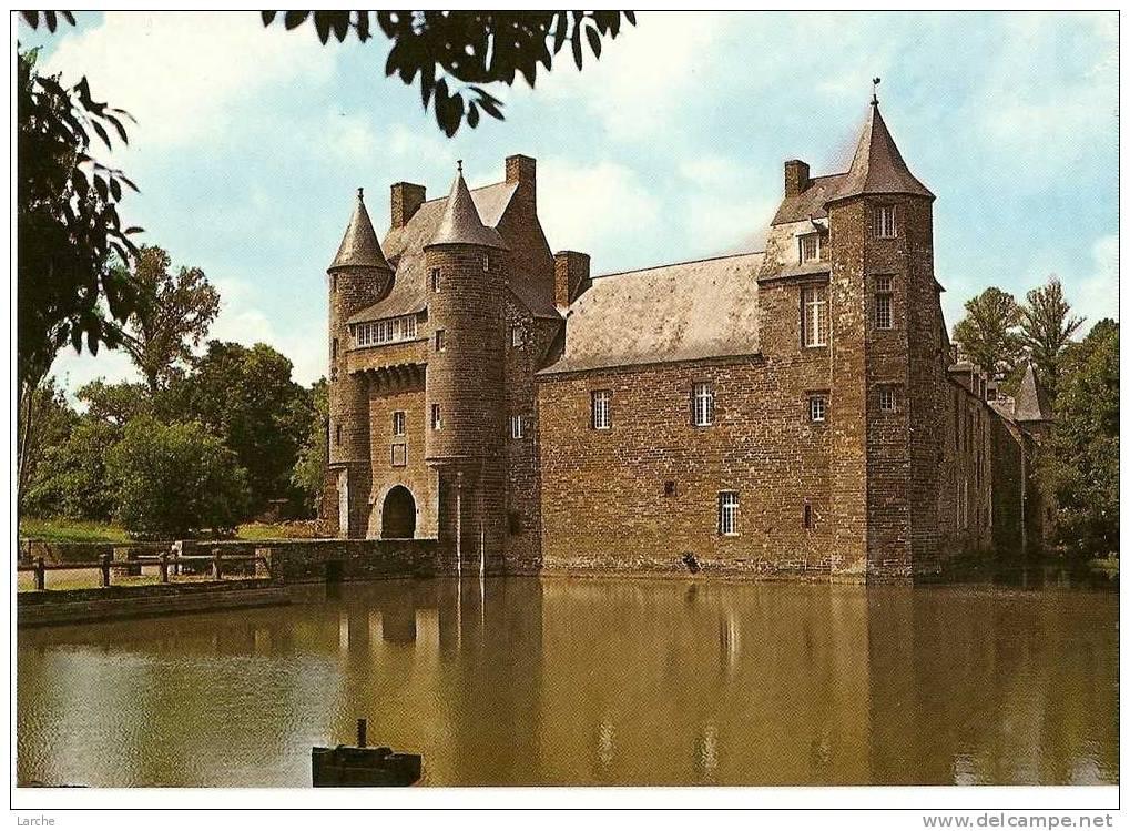 Dép. 56 - Le Chateau De TRECESSON En CAMPENEAC - Ed. DUBRAY -n°18 - France