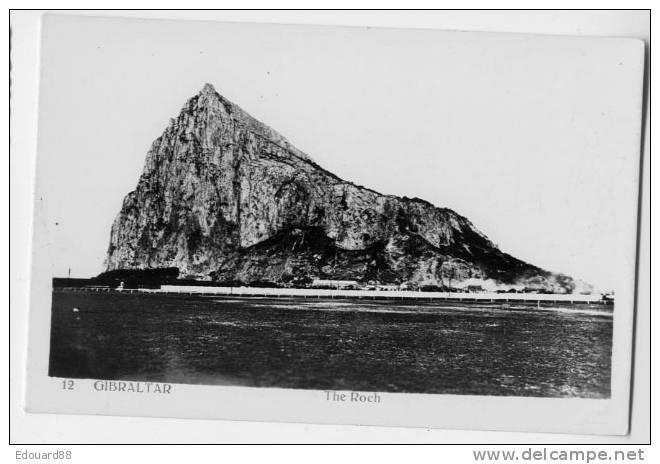 GIBRALTAR  TEH ROCH - Gibraltar