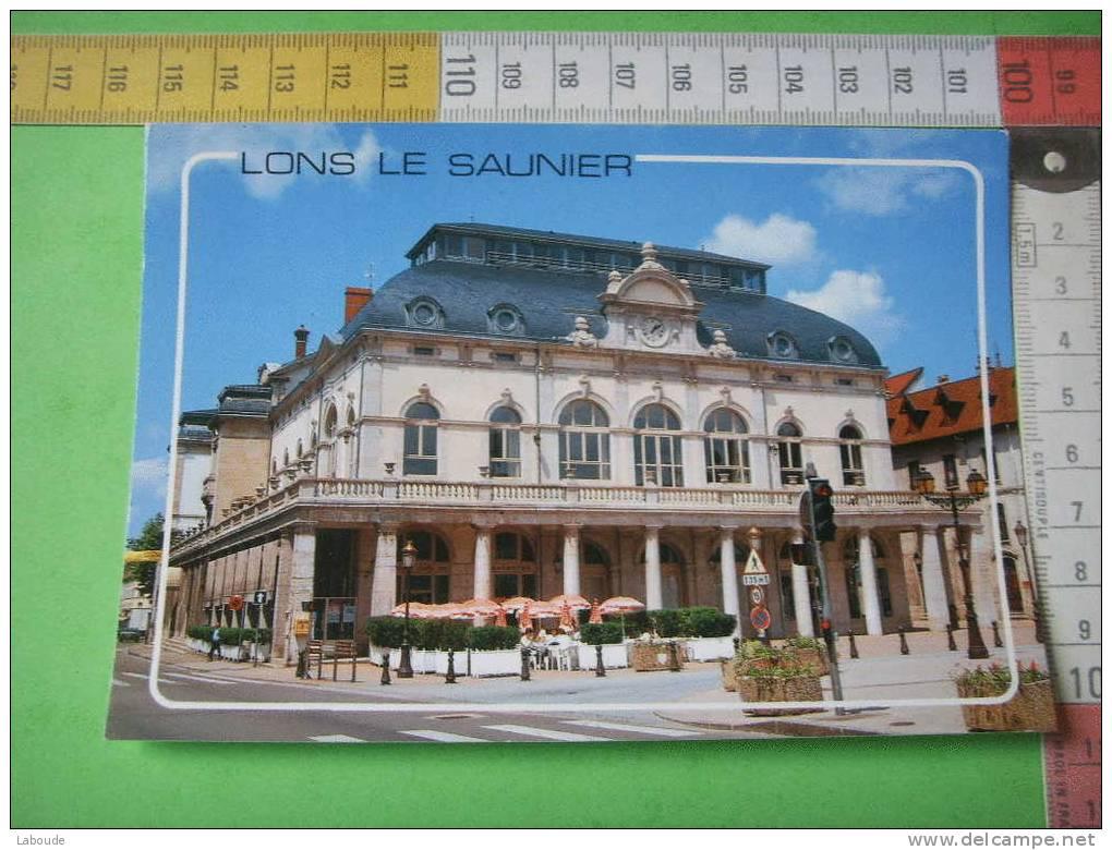 39-66) Lons  : Theatre: Carrefour De La Communication - Lons Le Saunier