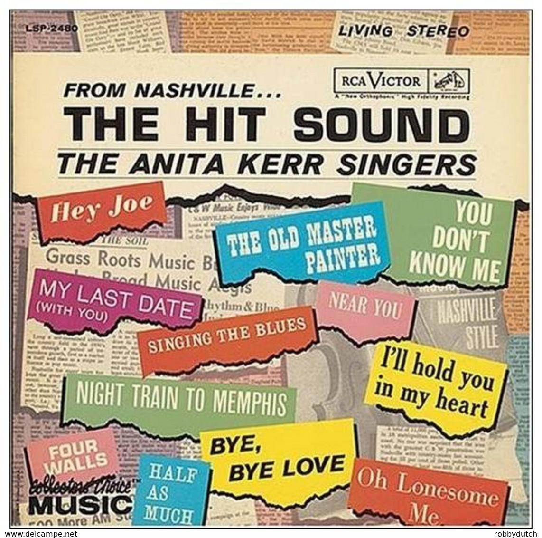 * LP *  ANITA KERR SINGERS - FROM NASHVILLE...THE HIT SOUND (USA 1962 Ex-!!!) - Vinylplaten