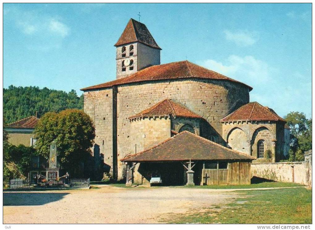 [24] Dordogne >Saint St Jean De COLE - Abside De L'église (auto Voiture 2 CV Citroen) *PRIX FIXE - France
