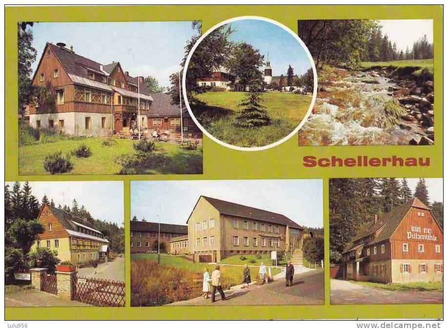 * *  SCHELLERHAU * * - Schellerhau