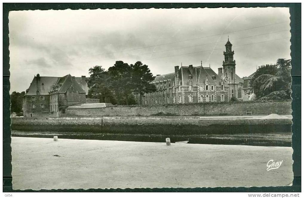 Lannion - Monastère Sainte Anne - Vue Générale - Fa97 - Lannion