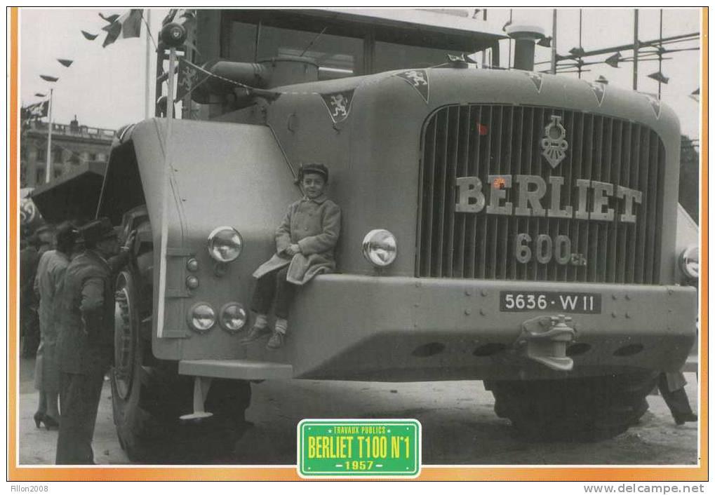berliet t100600 39 1957