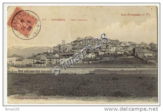 PUYGCERDA - N° 387 - VISTA GENERAL - Gerona