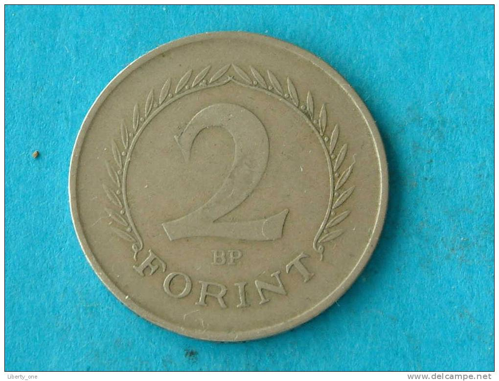 1951 - 2 FORINT - KM 548 ( For Grade, Please See Photo ) ! - Hungary