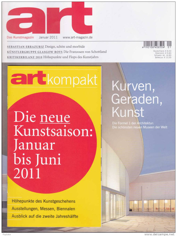 Art 1 Januar 2011 - Hobbies & Collections