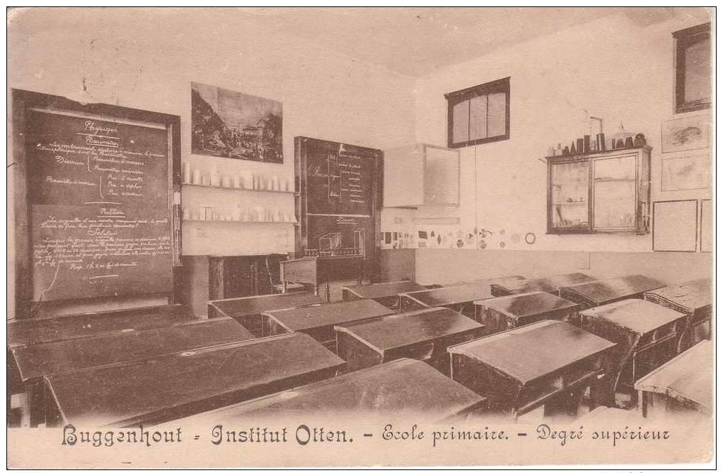 Buggenhout. Institut Otten. - Ecole Primaire - Degré Supérieur - Buggenhout