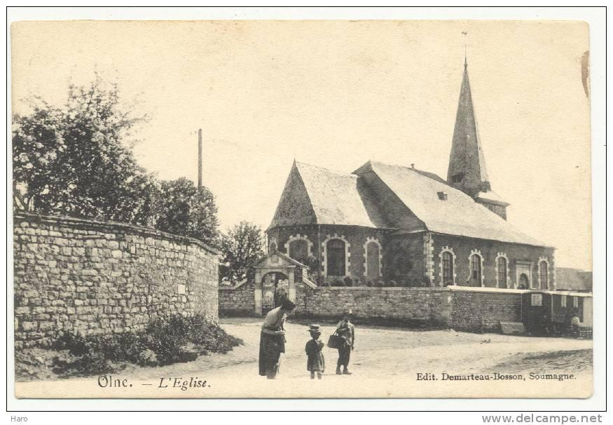 OLNE - L'Eglise (1847)b56 - Olne