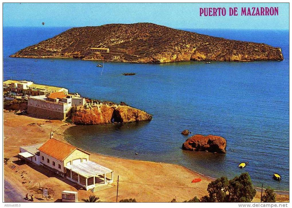 ESPAGNE PUERTO DE MAZZARON - Murcia