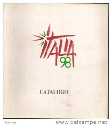 Offizieller Ausstellungekatalog Italia 1998 - Autres Livres