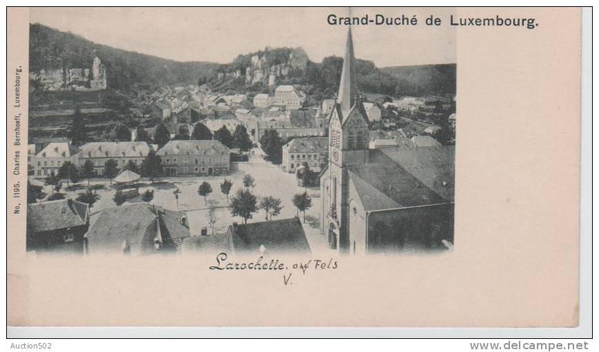 Grand Duché De Luxembourg Larochette 192 - Fels