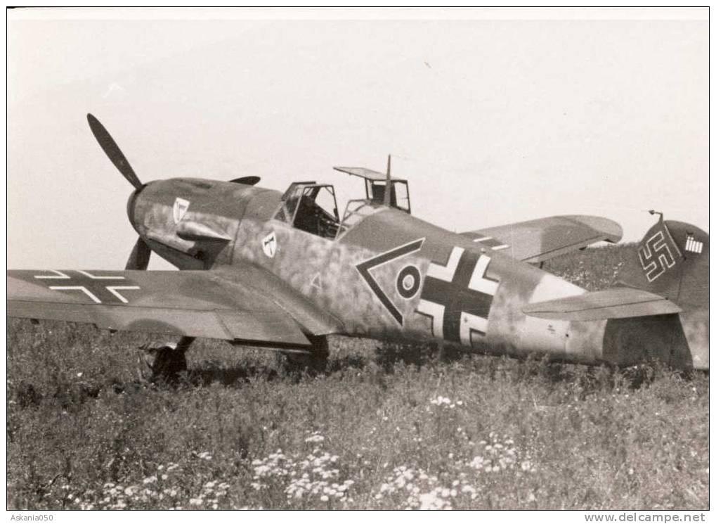 Bf 109 F JG 3 (USSR?) - Aviation