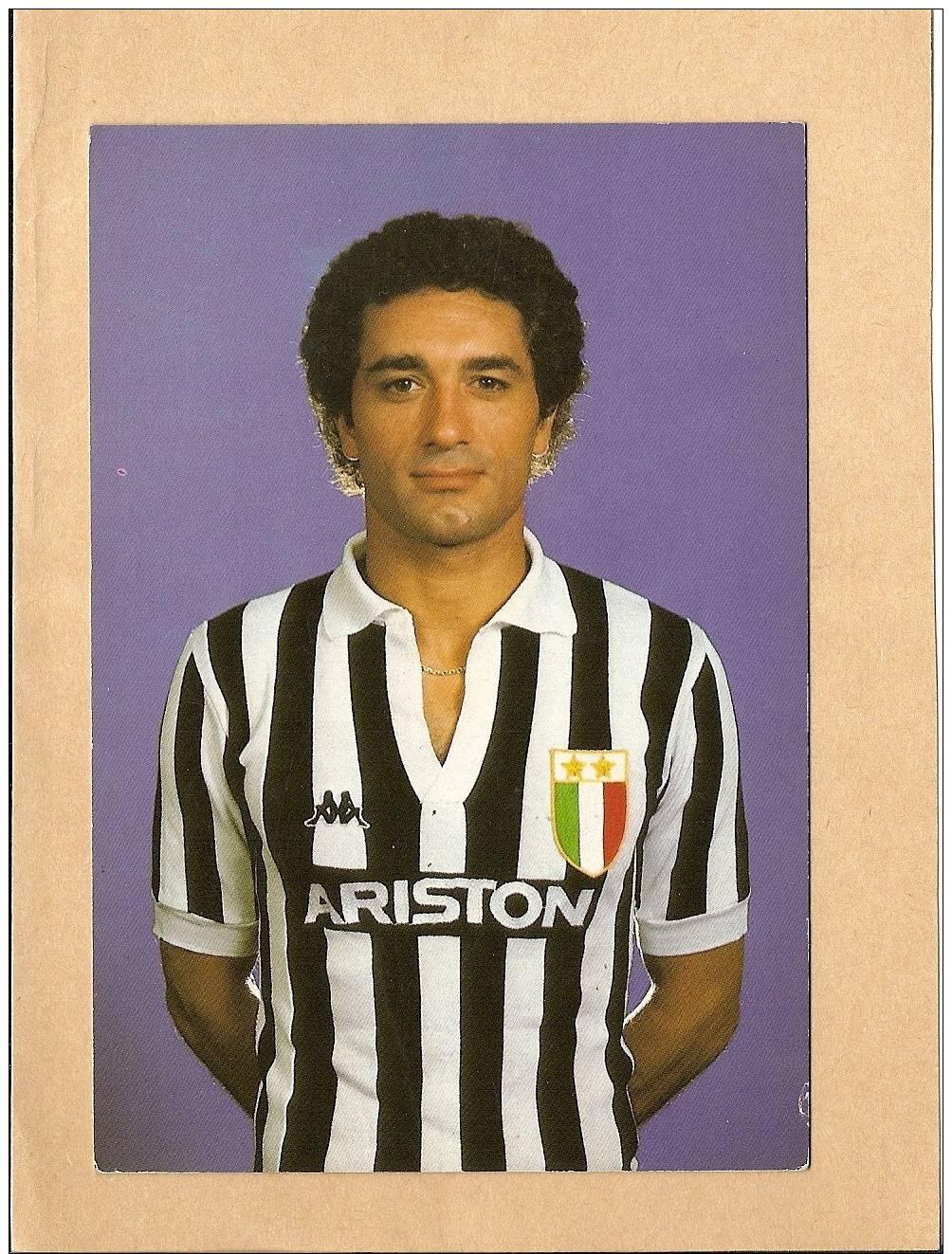 CALCIO - JUVENTUS - CLAUDIO GENTILE - Calcio