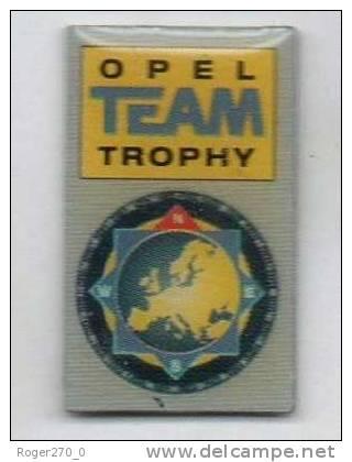 Auto Opel Team Trophy - Opel