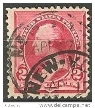Etats-Unis D'Amérique N° 71 Obl - Used Stamps