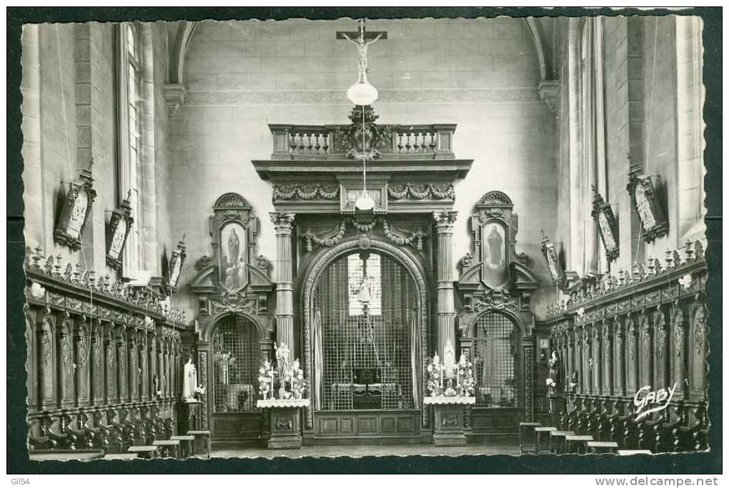 Lannion - Monastère Sainte Anne , Choeur Des Religieuses     RL134 - Lannion