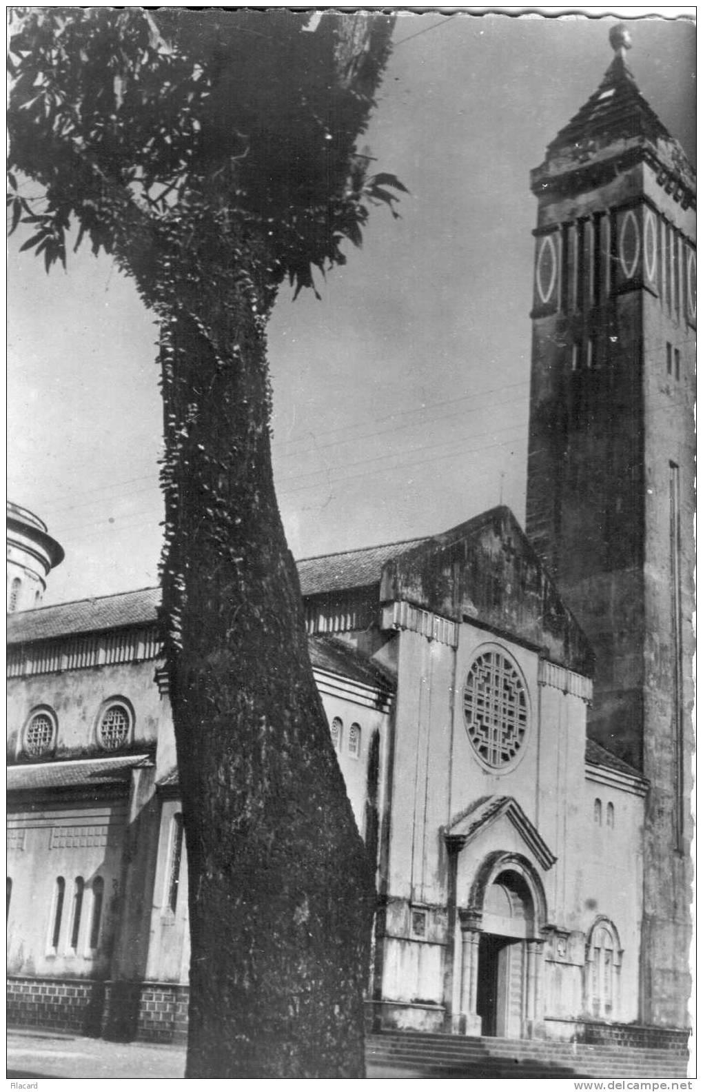 14165    Algeria,  Conakry, La Cathedrale,  NV - Guinea
