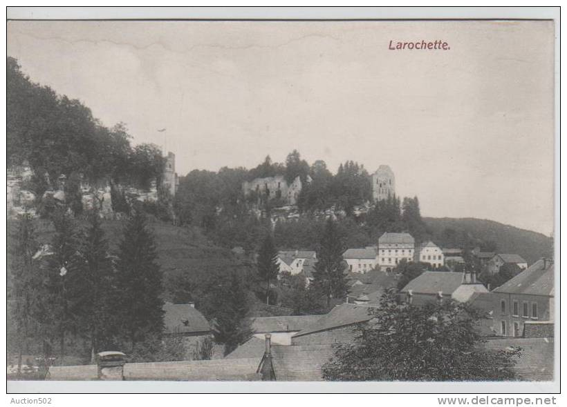 Grand Duché De Luxembourg CP Larochette 209 - Larochette