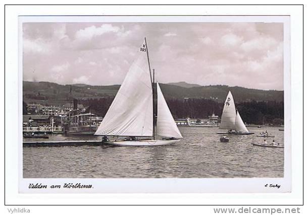 Velden Am Wörthersee Segelboot Segelschiff Tichy - Österreich