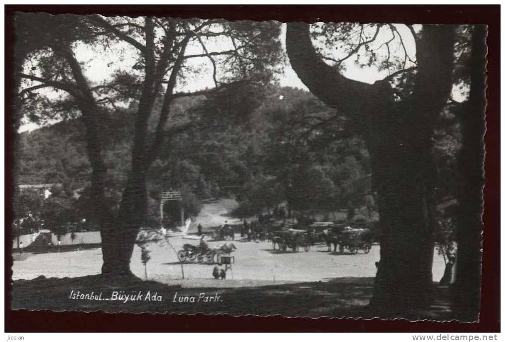 Cpa Istanbul Büyük Ada Luna Park    ABE47 - Turquie