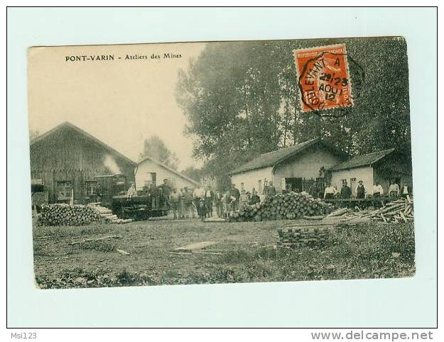 PONT VARIN - France