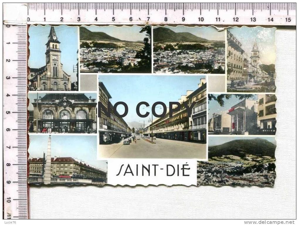 SAINT DIE  -  9 Vues - Saint Die